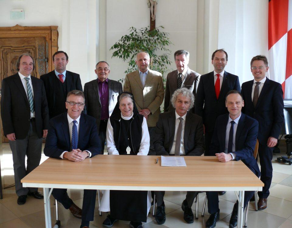 Die gewählte Vorstandschaft bei der Gründungsversammlung am 27.03.2015