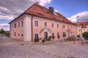 Pfarrhof Tirschenreuth